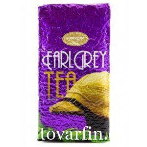 Чай черный цейлонский Nordqvist Earl Grey Бергамот