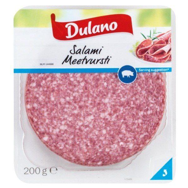Салями Dulano 200 грамм