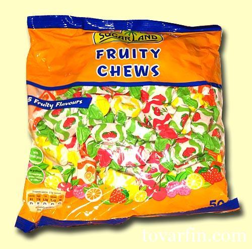 Жевательные конфеты 500г из Финляндии