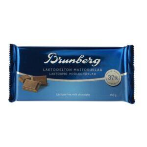 Безлактозный шоколад Brunberg 150 г Молочный