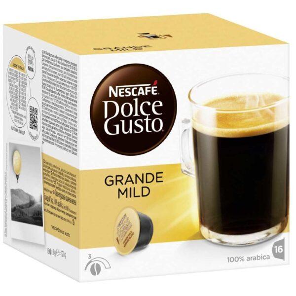 Nescafé Dolce Gusto 16kaps/128g Grande Mild