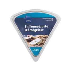 Rainbow. Sinihomejuusto. Голубой сыр с плесенью. 125 гр. 29%