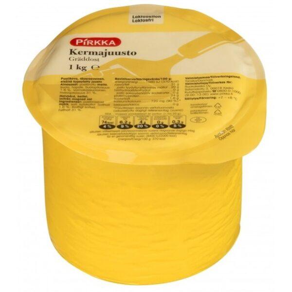 Сыр Pirkka Kermajuusto, 1 Кг.