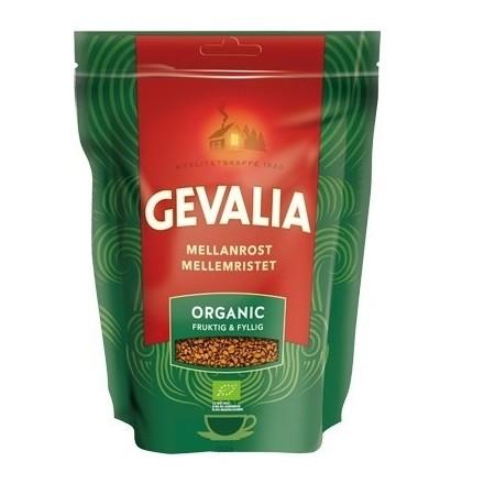 Экологический растворимый кофе Gevalia