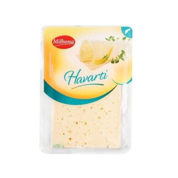 Сыр Havarti нарезка из Финляндии