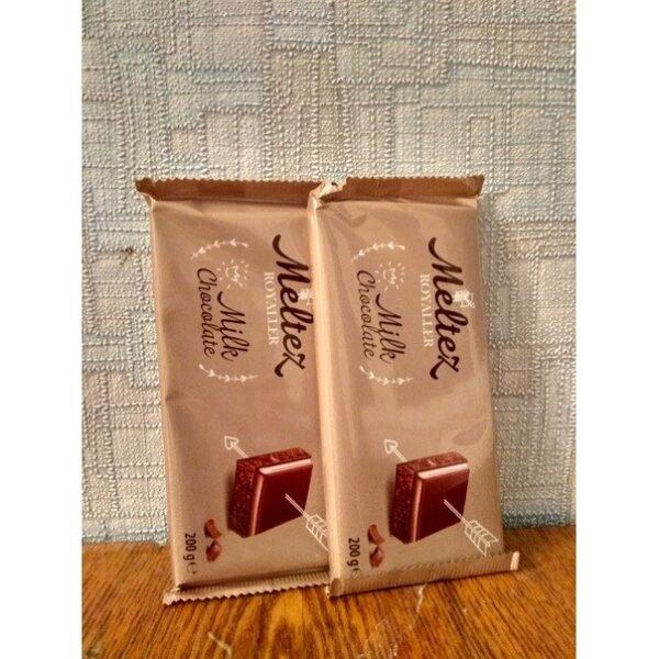 Молочный шоколад Meltez 200г