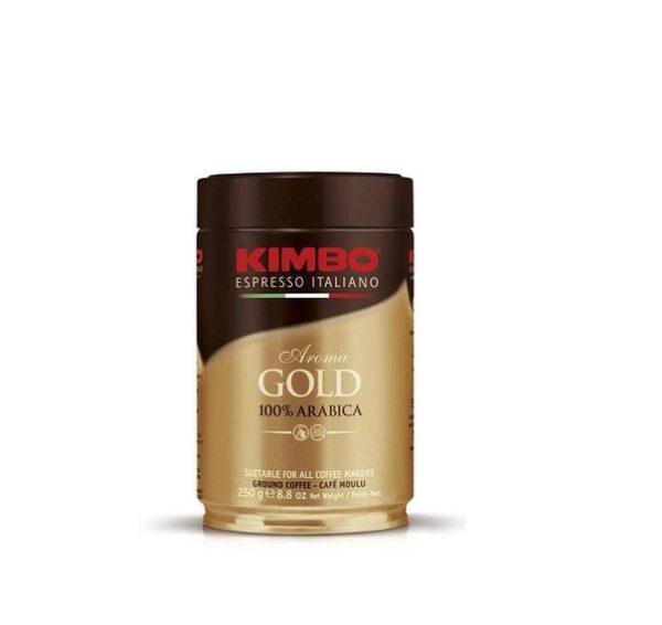Кофе молотый Kimbo Aroma Gold 250 гр