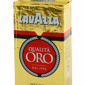 Кофе молотый Lavazza Qualita Oro 100% арабика 250 гр