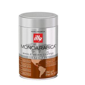 Кофе в зернах Illy Monoarabica Guatemala 250 гр