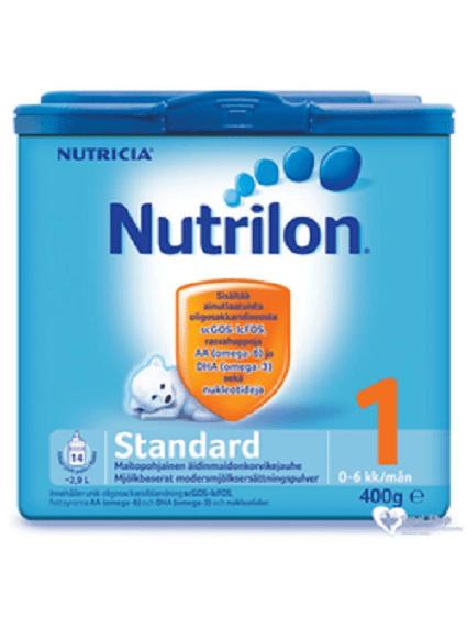 СУХАЯ СМЕСЬ NUTRILON STANDART 1 (ГЕРМАНИЯ, 400 ГР)