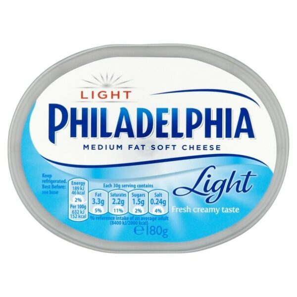 Сыр Филадельфия Лайт Philadelphia