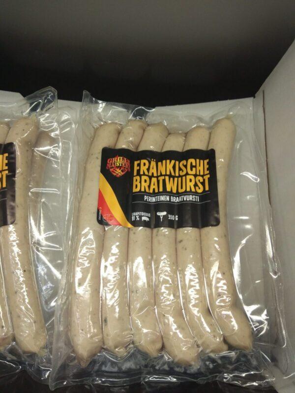 Франкфуртские сосиски 350 г