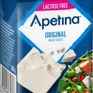 Сыр фета Apetina 200 г без лактозы