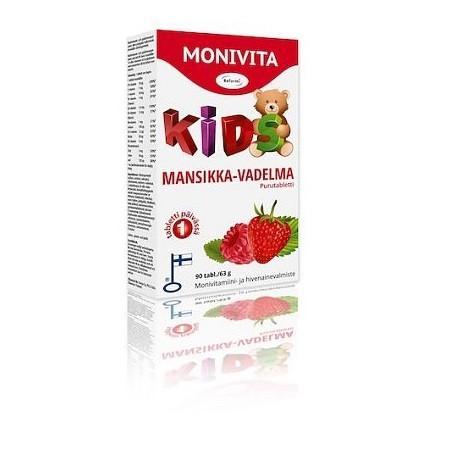 Витамины для детей reformi monivita kids 90 шт