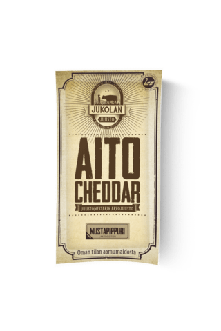 Сыр JUKOLAN AITO CHEDDAR
