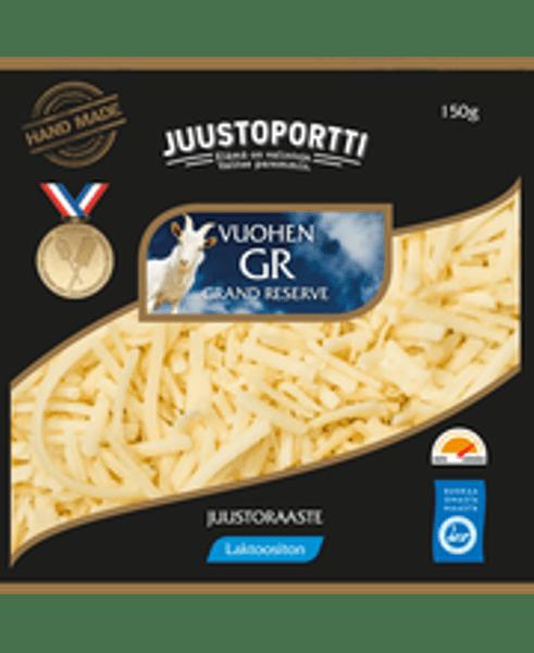Сыр Vuohen GR-juustoraaste  Juustoportti