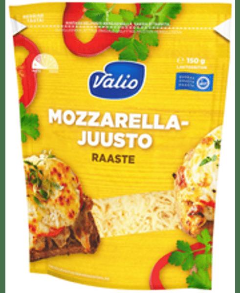 Сыр mozzarella raaste Valio