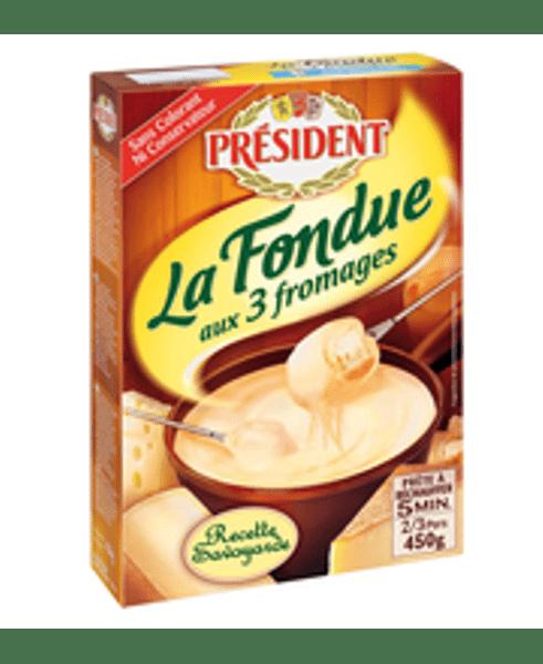 Сыр Fondue juustofondue Président