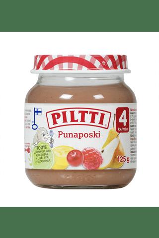 Пюре Punaposki Piltti
