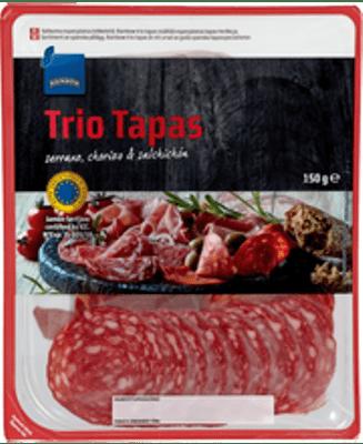 Чоризо TRIO TAPAS Rainbo