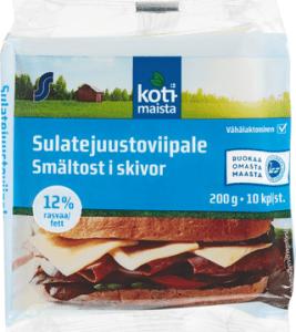 Сыр Kuusamon Savuporo sulatejuusto