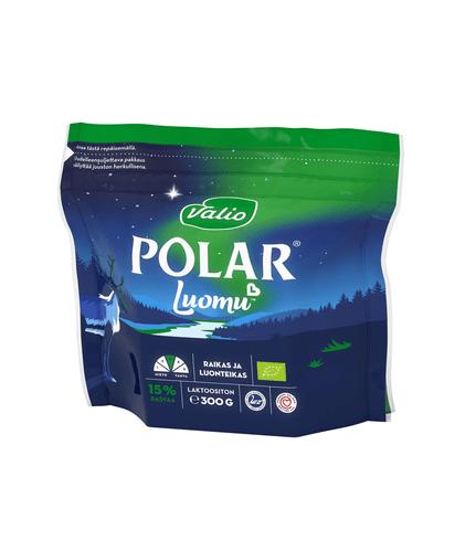 Сыр Valio Polar Luomu 15% 300 г безлактозный