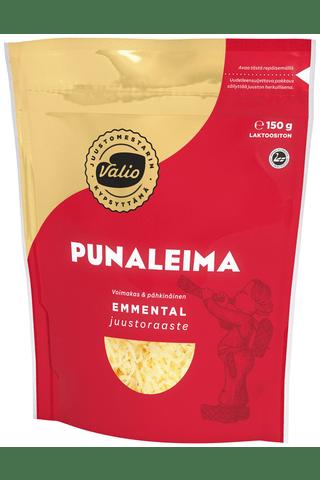 Сыр Valio Emmental raaste (punaleima)