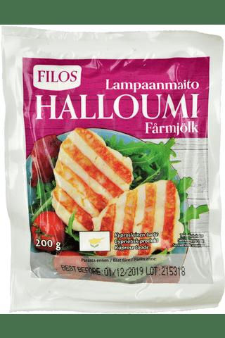 Сыр halloumi-juusto lampaanmaidosta