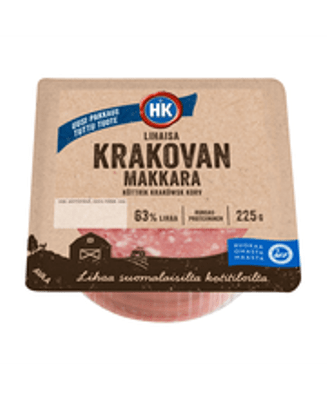 Колбаса Krakovan HK Lihaisa