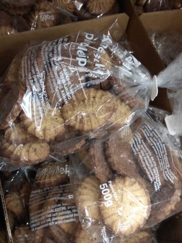 Печенье с шоколадом 500г