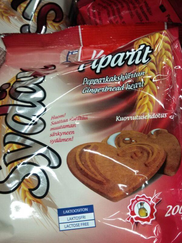 Имбирное печенье Sydan 200г