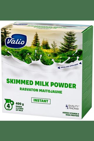 Молоко Rasvaton Maitojauhe Valio