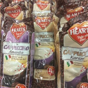 Капуччино Hearts Amaretto 1 кг