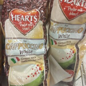 Капуччино Hearts Capuccino White 1 кг
