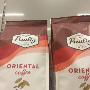 Кофе Paulig Oriental с кардамоном  200г