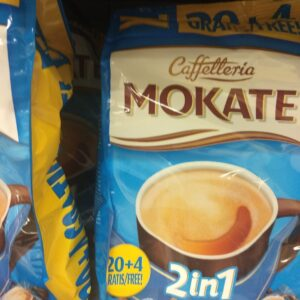 Кофейный напиток Mokate 2в1