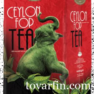 Чай черный цейлонский Nordqvist  Слон 1 кг