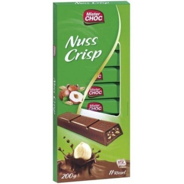 Шоколад мистер СНОС 200 гр.