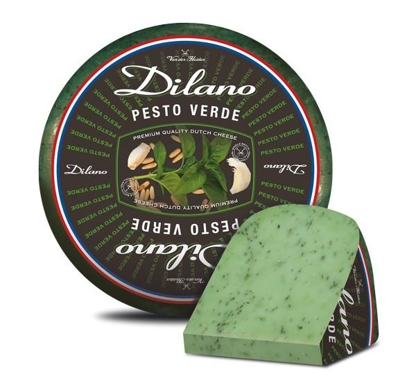 Сыр Dilano Pesto Verde Цена за 100г