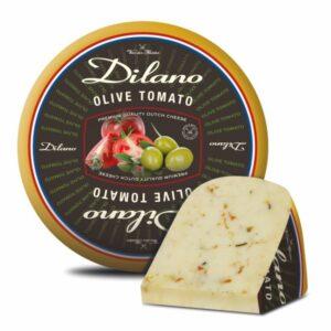 Сыр Dilano Оливки Томат Цена за 100г