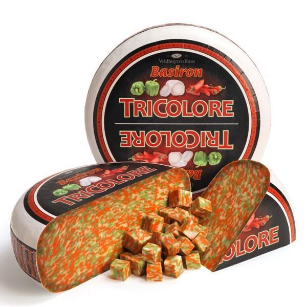 Сыр Базирон Триколор Basiron Tricolore Цуна за 100г