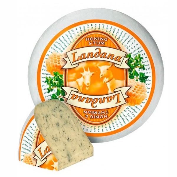 Ландана козий с медом и тимьяном 50% Голландия