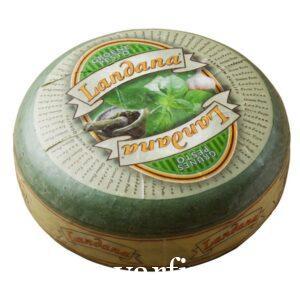 Сыр Landana Groene Pesto Ландана Песто Голландия Цена за 100г
