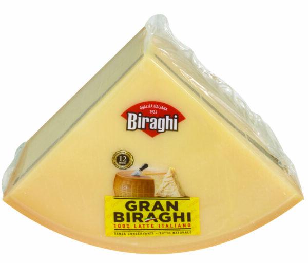 Твердый сыр Gran Biraghi 12 мес Цена за кг