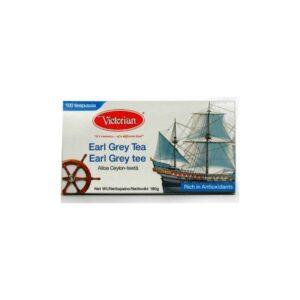 Чай черный Victorian 100 пак Englisn Breakfast