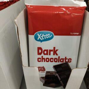XTRA Шоколад темный 100г