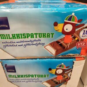 Rainbow Шоколад с молочной начинкой 200г