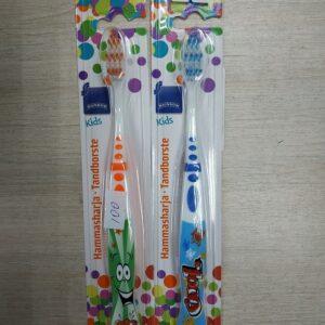 Rainbow Зубная щетка детская 3-5 лет