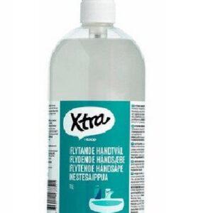 Жидкое мыло X-tra 1 л