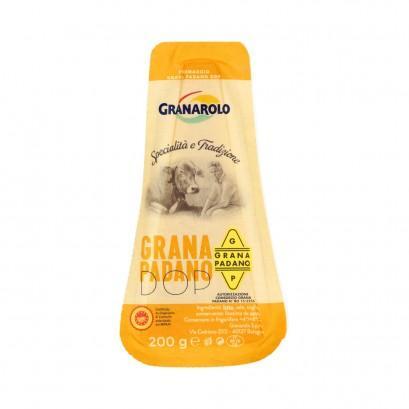 Сыр твердый Грана Падано Пармезан Granarolo Grana padano DOP 200 г
